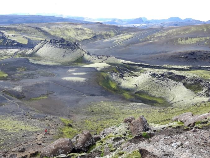 crateres du Laki