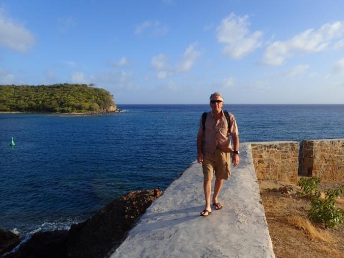 Antigua, vieux fort