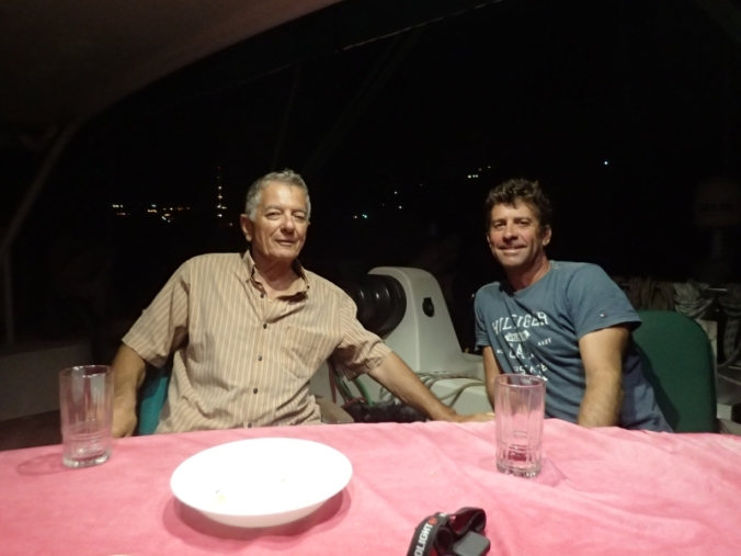 Christian et Pascal, Antigua