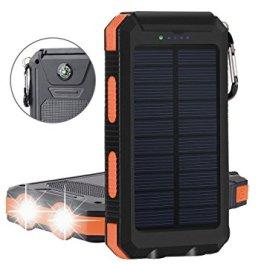 alimentation solaire usb